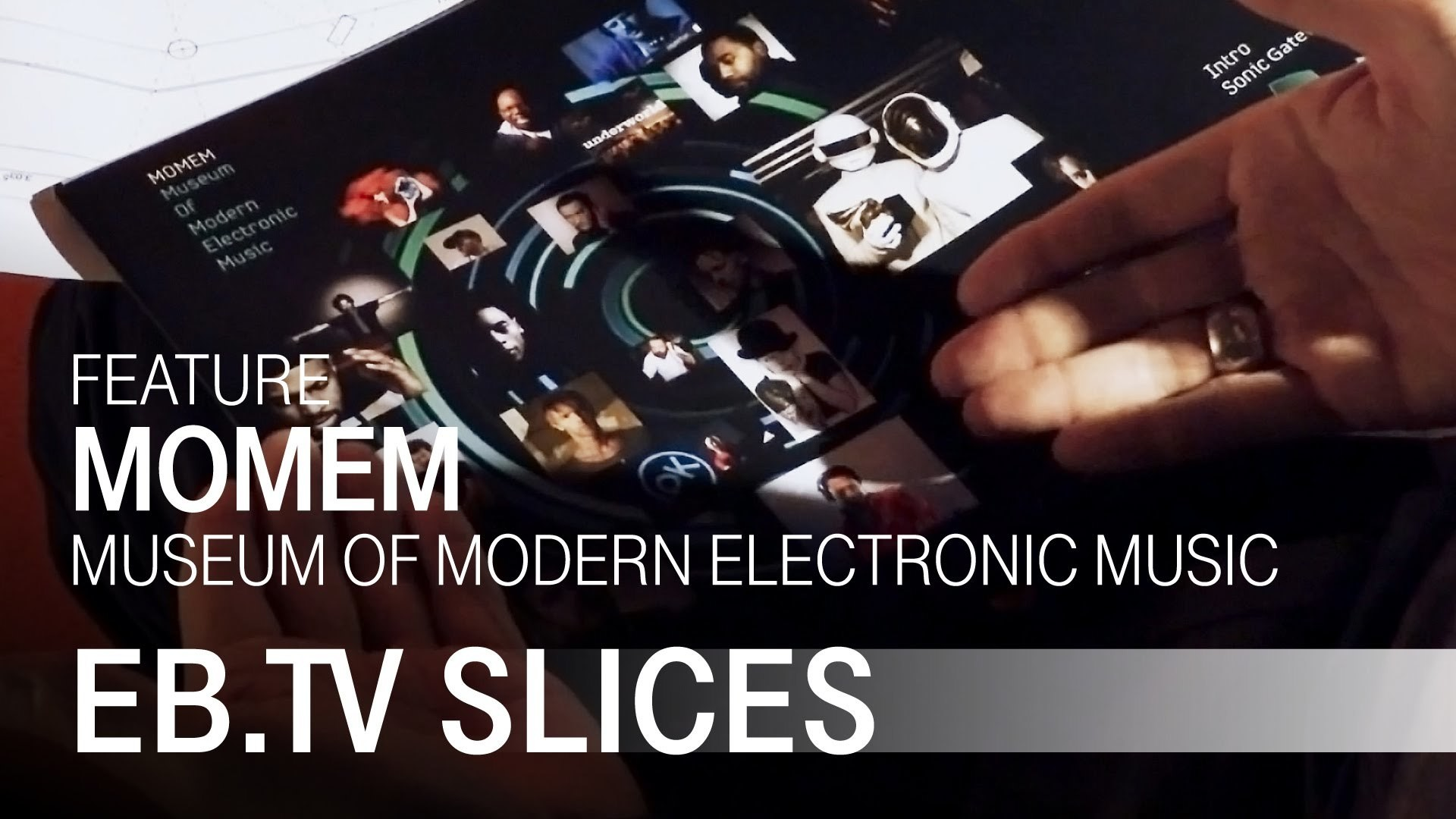 Watch: An Interview With a Co-Founder and a Designer Behind the World's First Electronic Music Museum
