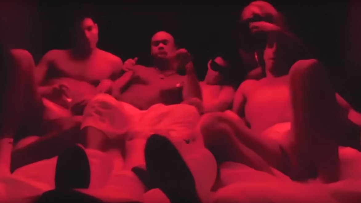 "Arca Made the Horniest Trailer Ever For His Upcoming ""Circuit Slumber Party"" in New York"