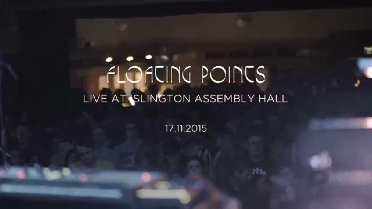 Watch a Clip of Floating Points Performing Live in London