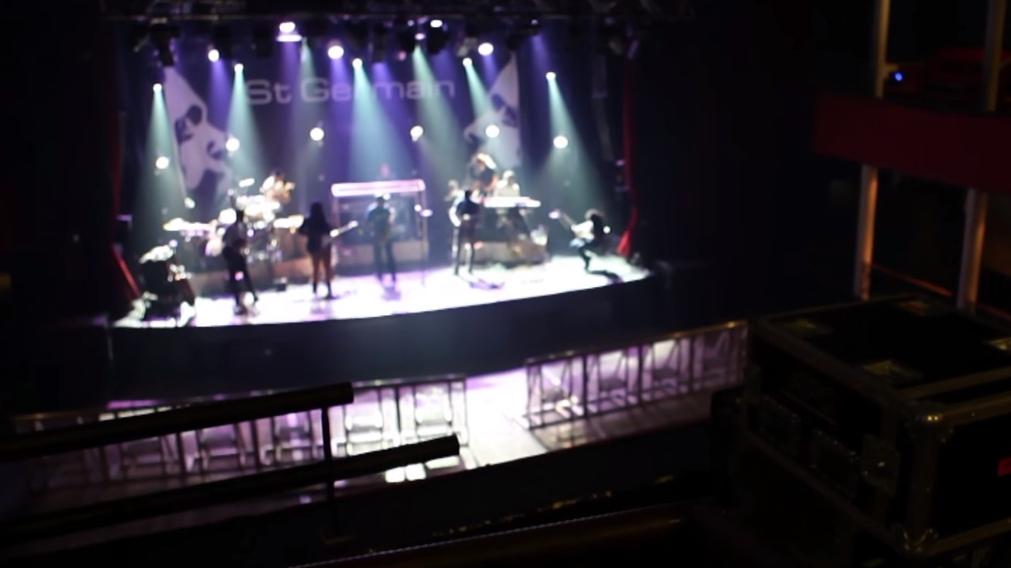 Watch a Clip of St. Germain Performing Live at The Bataclan The Night Before the Paris Attacks