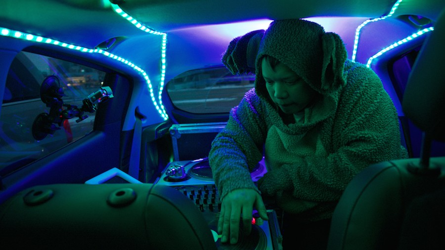 Watch Kid Koala Perform an Amazing Turntable Routine in a Car