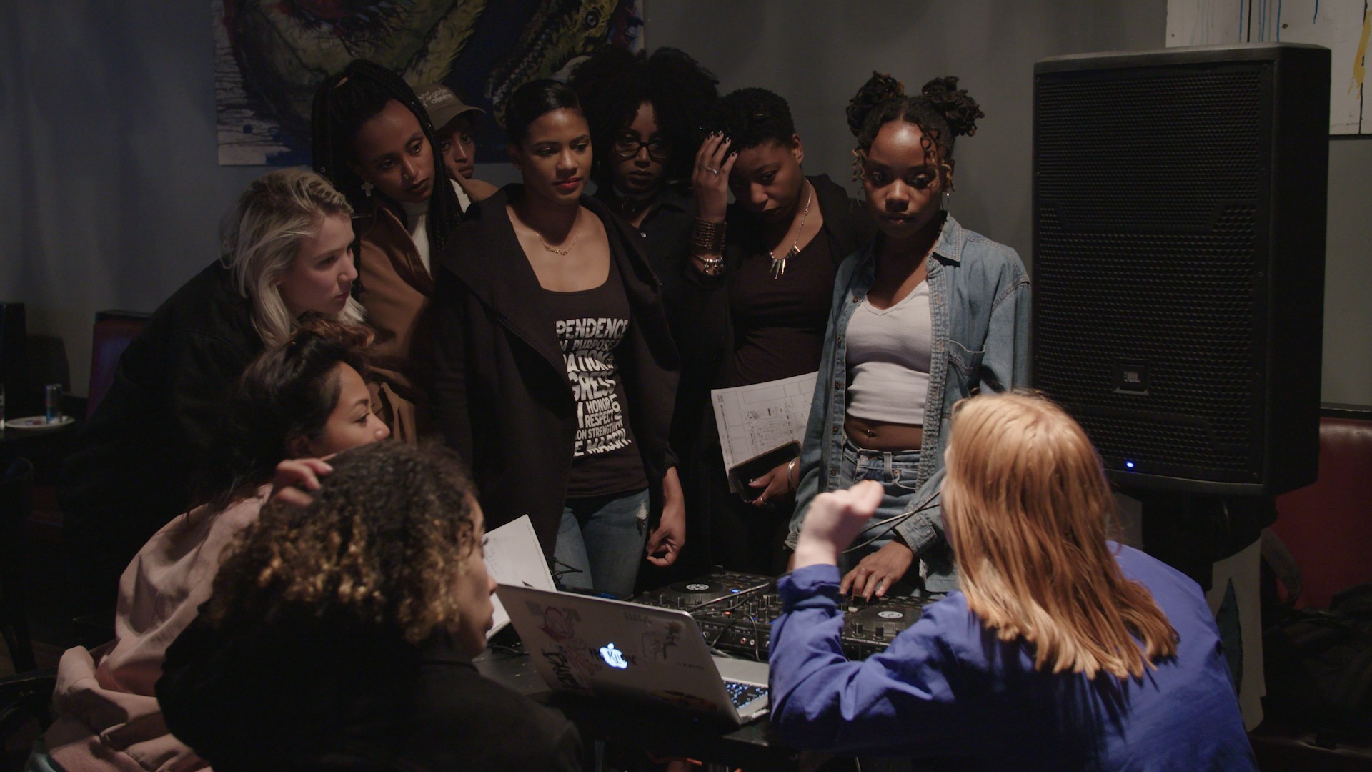 Go Behind-the-Scenes of Toronto's First Female-Friendly DJ Workshop