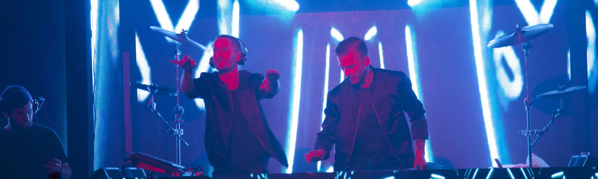 Here's Everything That Goes Into Producing a Galantis Performance at One of Las Vegas' Mega-Clubs