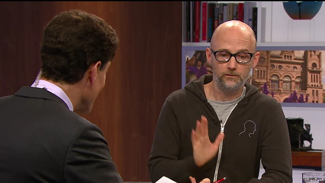 Moby Has Opinions on Justin Bieber and Donald Trump and You're Going to Hear Them