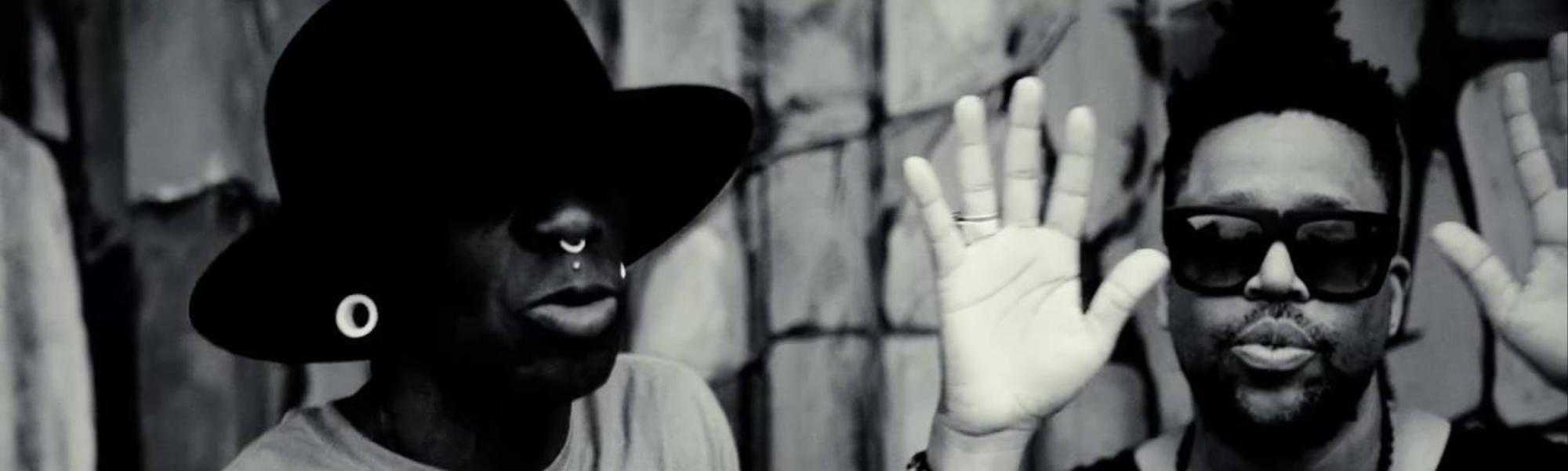 Felix Da Housecat y Jamie Principle comparten el video para 'Touch Your Body'