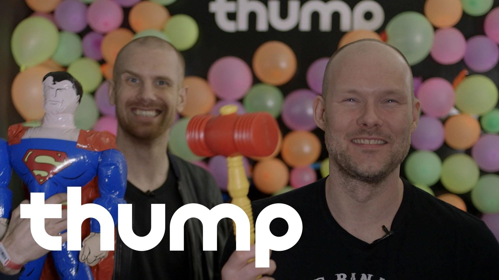 La Feria THUMP: Dada Life