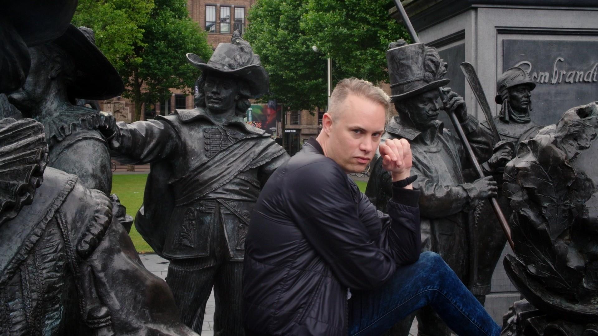 Vrij associëren over het Amsterdamse LGBTQ-uitgaansleven