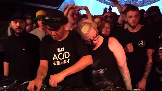 Watch The Black Madonna and Mike Servito's Instantly Iconic Dekmantel Set