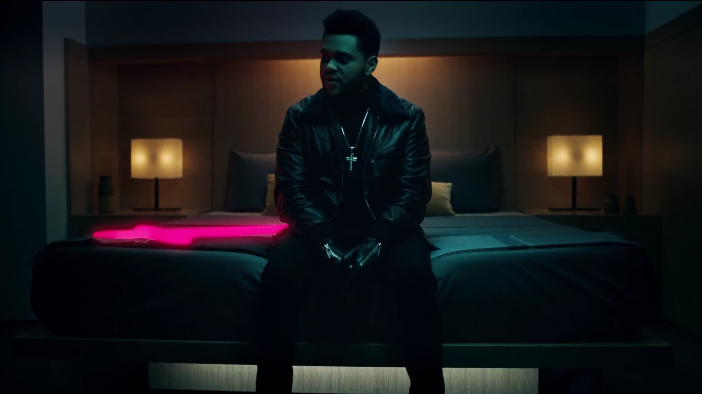 "The Weeknd and Daft Punk Share Action-Packed Video For ""Starboy"""