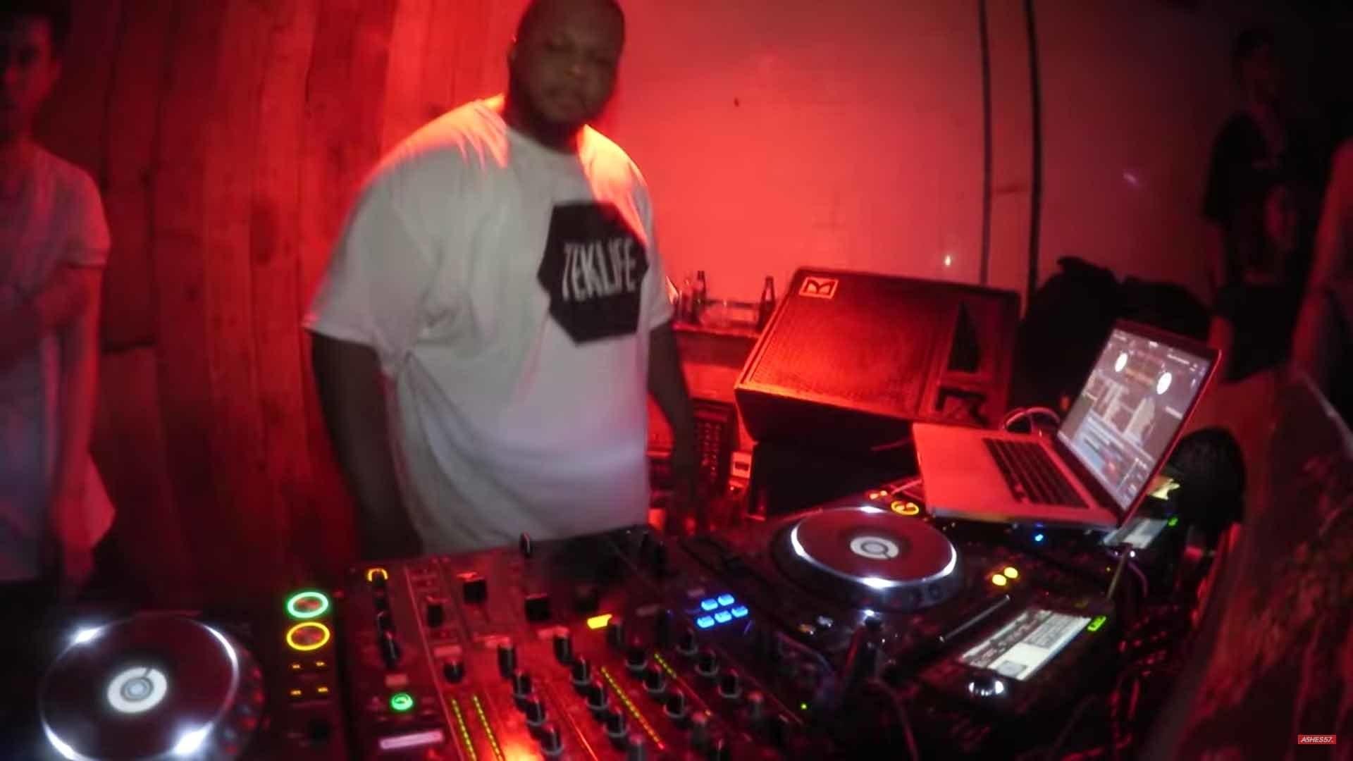 Mira a Kode9, DJ Earl, y al equipo de Teklife en una hora de fiesta y footwork