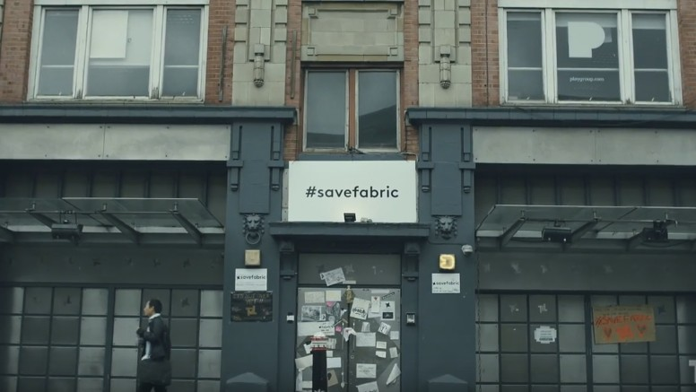 "Watch a ""Save Fabric"" Video Appeal Hosted by Artwork"