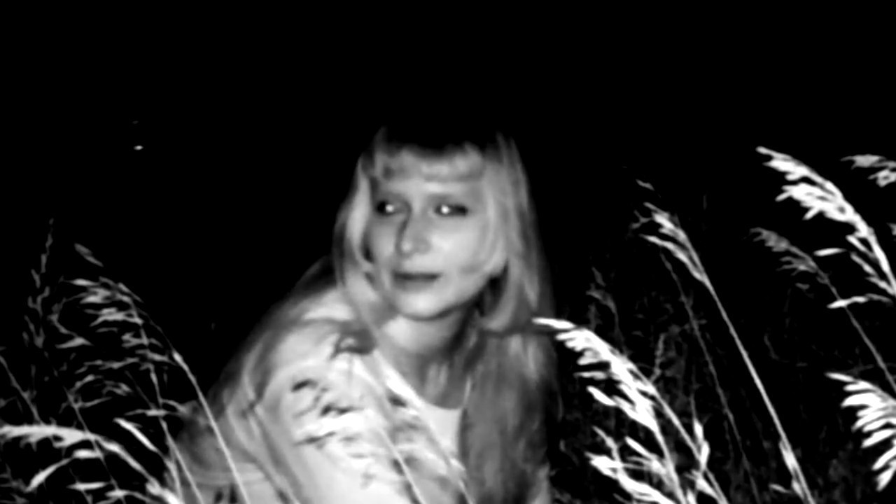 "Take an Infrared Tour of Montreal After Hours in Xarah Dion's ""Fugitive"" Music Video"
