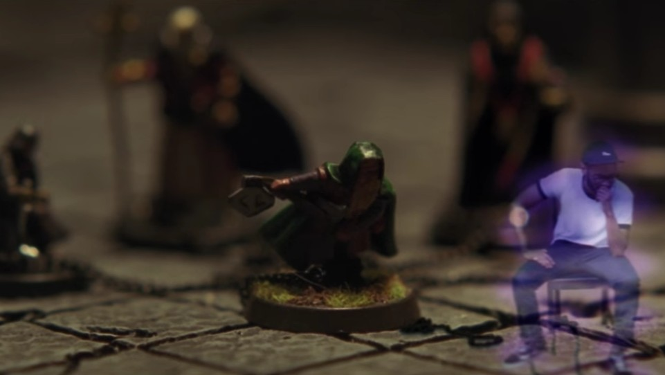 "A Dungeons & Dragons Game Takes a Gristly Turn in BadBadNotGood and Kaytranada's ""Violet"" Video"