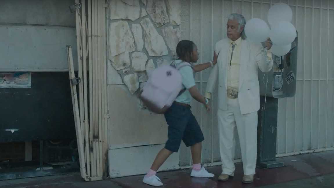 "Watch a Schoolgirl's Solo Parking Lot Dance-Off in Terror Jr's ""heartbreaks"" Video"