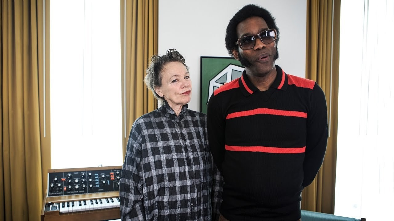 Watch Laurie Anderson Reflect on Lou Reed, Her Recent Film, and Decades of Thrilling Creativity at Moogfest
