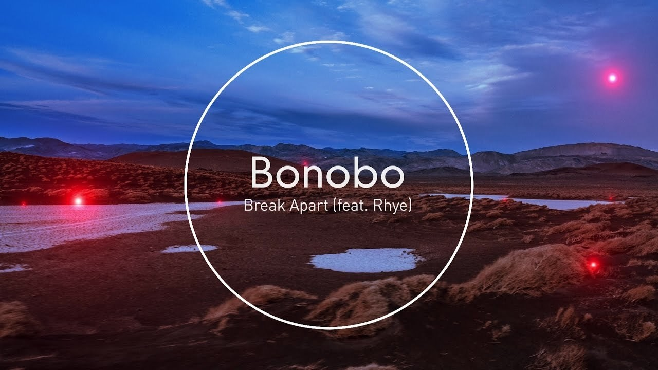 "Drink In the Desert's Barren Beauty in Bonobo's ""Break Apart"" Video"