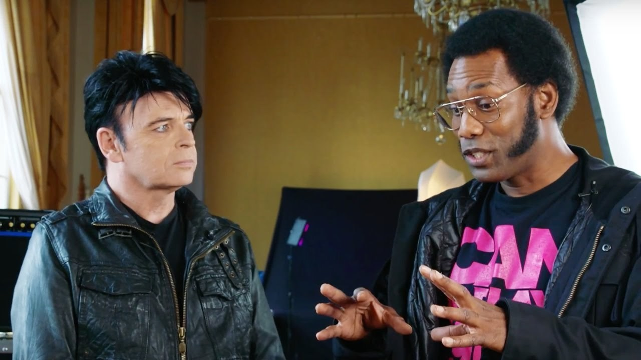 Watch Gary Numan Discuss How He Abandoned Punk and Embraced Synths