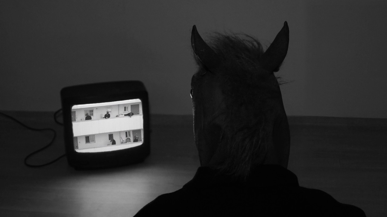 "Sieh dir Toscas psychedelisch-beunruhigendes Video zu ""Export Import"" an"
