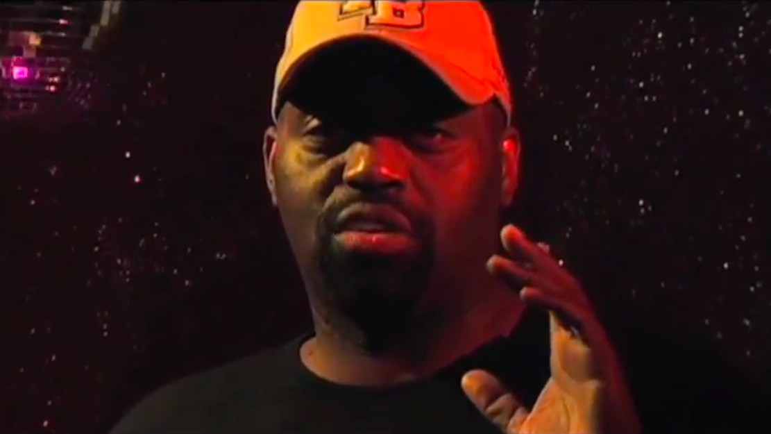 Watch an Unearthed 30-Minute Frankie Knuckles Interview